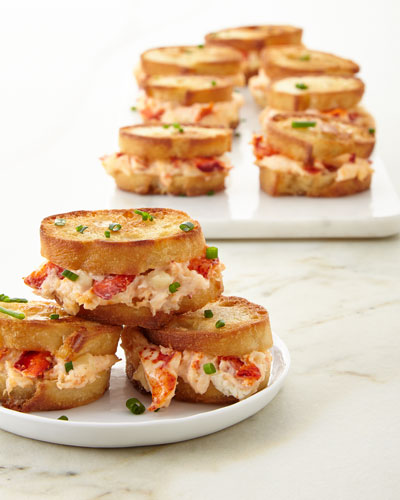 Lobster Grilled Cheese  18 Servings