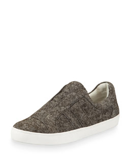 Laurel Felt Slip-On Sneaker