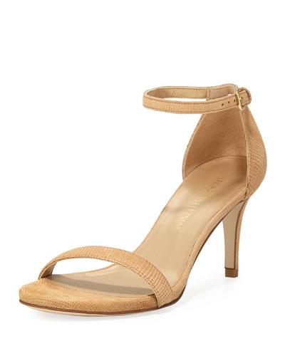 Nunaked Goosebump Napa 70mm Sandal