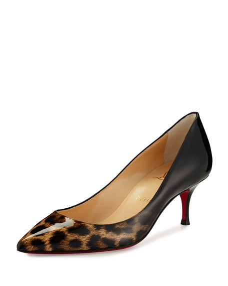 Christian Louboutin Pigalle Follies Degrade Red Sole Pump,