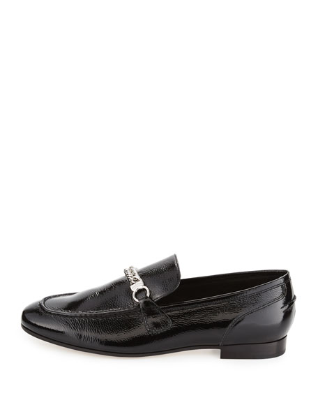 a4f650e01d Rag & Bone Cooper Patent Leather Loafer