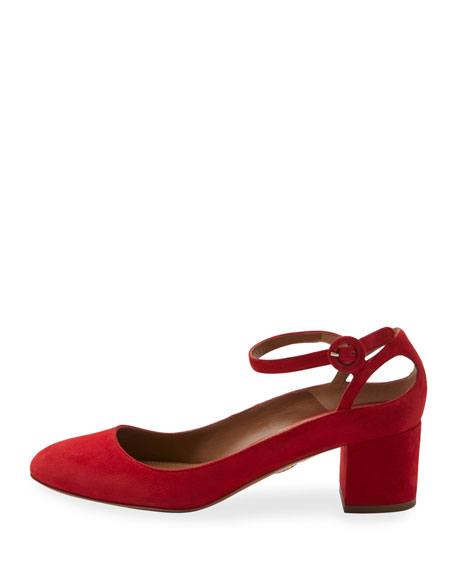 Sweet Thing Suede 50mm Pump