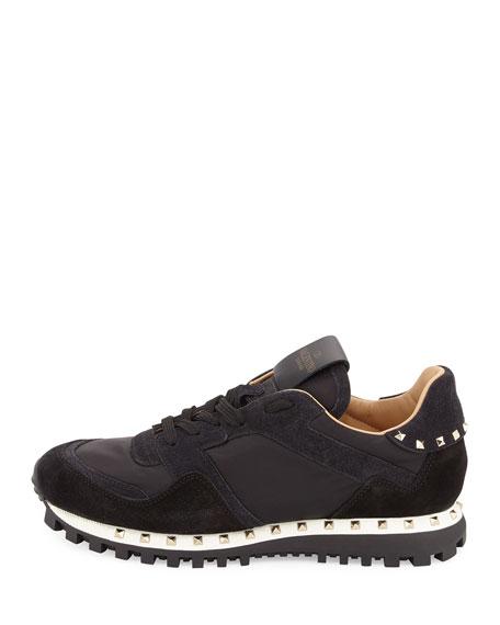Rockrunner Suede Sneaker
