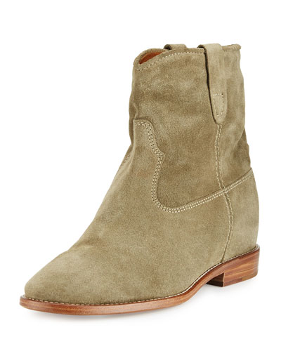 CRISI - FLAT ANKLE BOOT