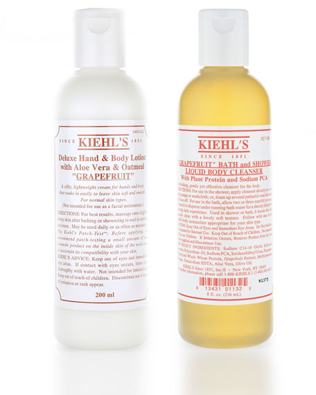 Grapefruit Bath & Shower Liquid Body Cleanser, 16.9 oz.