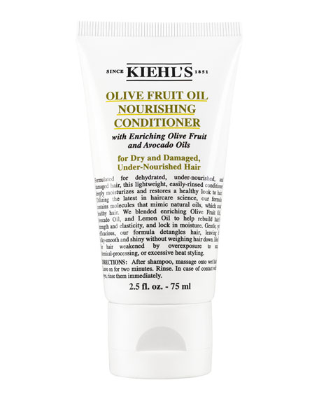 Travel-Size Olive Fruit Oil Nourishing Conditioner, 2.5 fl. oz.