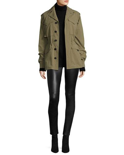 Jacket, Top & Pants