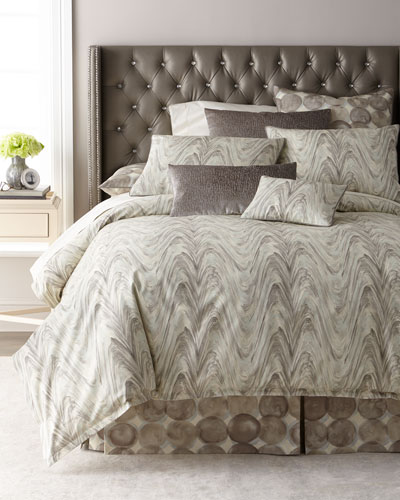 Tides King Duvet  and Matching Items