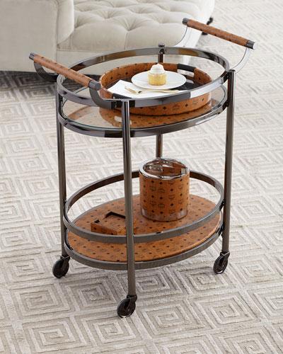 MCM Dessert/Bar Cart  and Matching Items