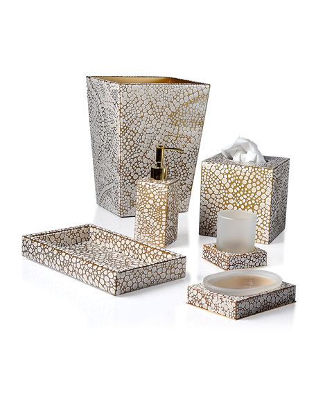Prosecco Small Tray Guest Towel Holder