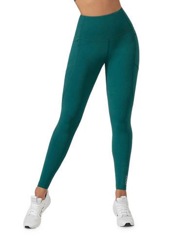 Active Days Zip Core Full Length Tights
