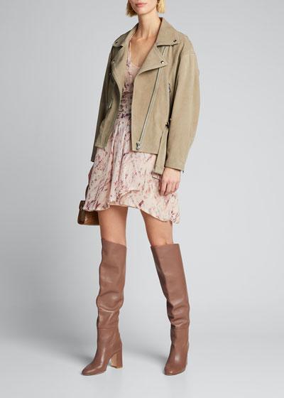 Tigao Leather Jacket