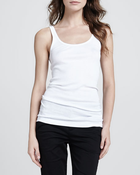 Ribbed Favorite Tank