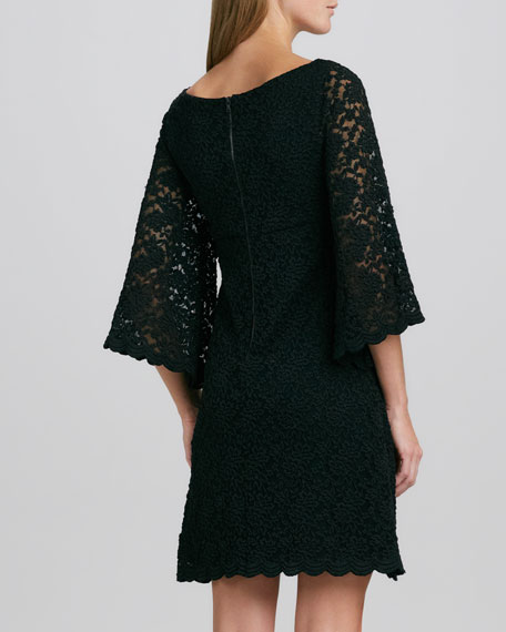 Baila Lace A-Line Dress