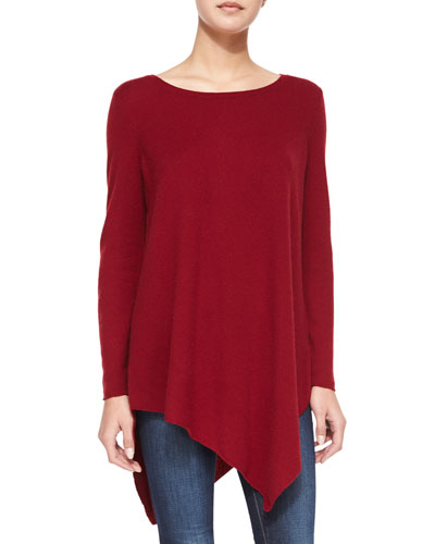 Tambrel Asymmetrical Sweater