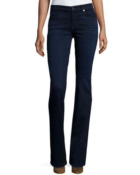 Kimmie Boot-Cut Jeans, Slim Illusion Lux