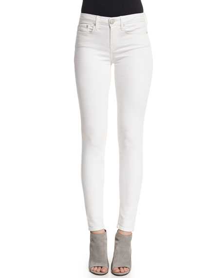 ac76d40aeb530a Vince Riley Skinny Jeans, White