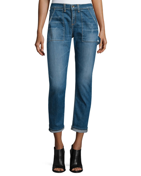 rag & bone/JEAN Carpenter Dre Jeans, Delancy
