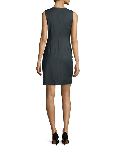 Jorianna Continuous Stretch Sheath Dress