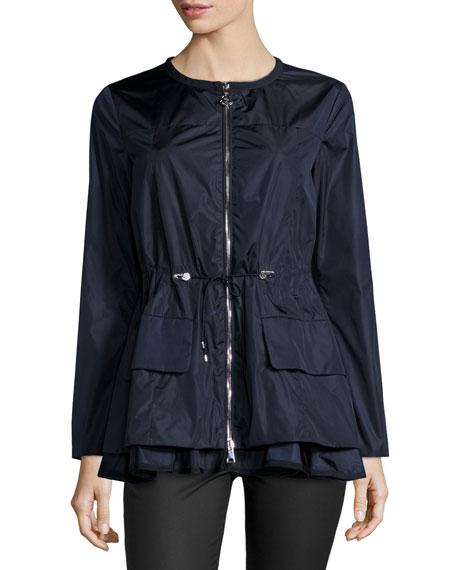 Limbert Hooded Short Jacket