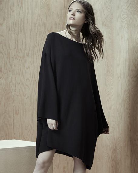 Tharpe Long-Sleeve Easy Dress
