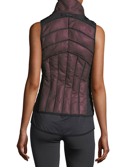 Aura Mesh Inset Performance Vest