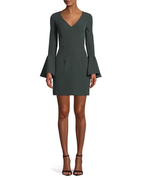 Morgan Italian Cady Dress