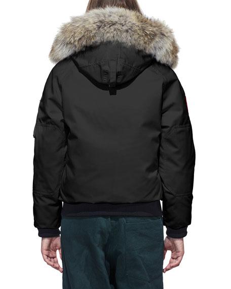 Chilliwack PBI Bomber Coat with Fur Hood