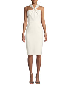 Shaylynn Halter Dress by Elie Tahari
