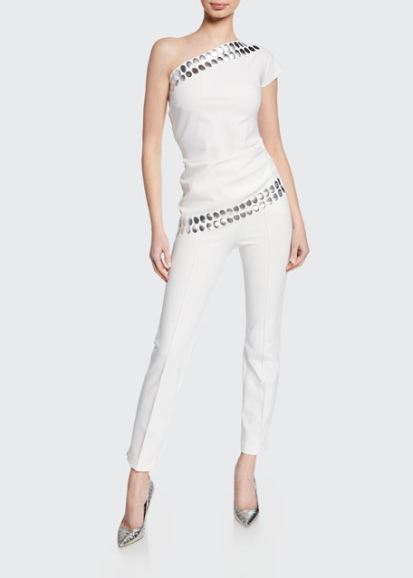 Nuccua Cropped Pants