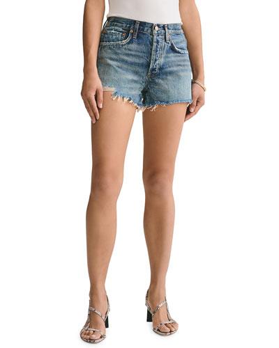 Parker Vintage Denim Cutoff Shorts