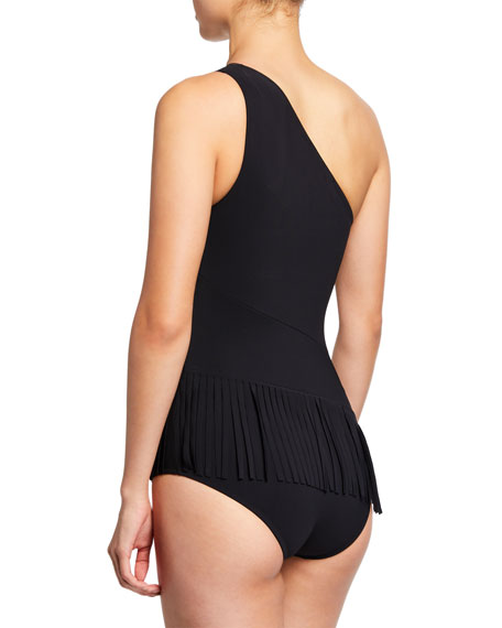 Sinead Off-the-Shoulder One-Piece Bathing Suit