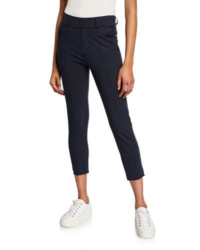 The Trouser Cropped Leggings