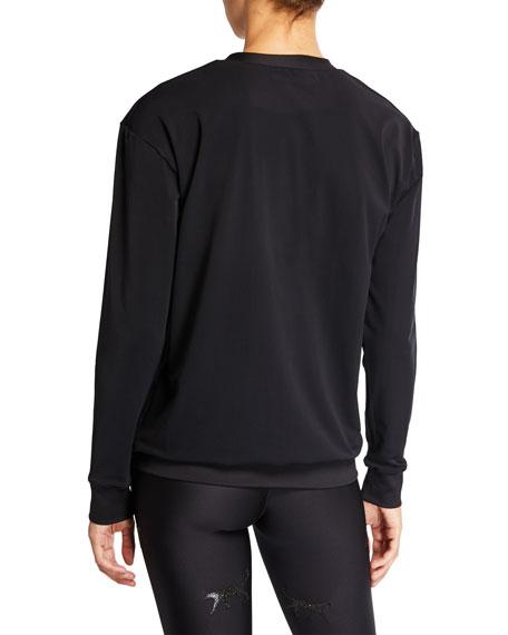 Surface Swarovski Panther Sweatshirt