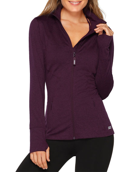 Endurance Active Zip-Front Jacket