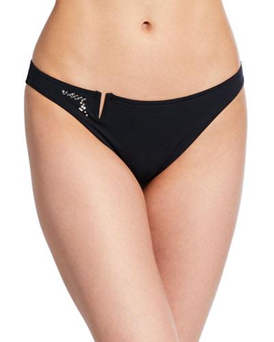 Cristal Feerie Embellished Bikini Bottom
