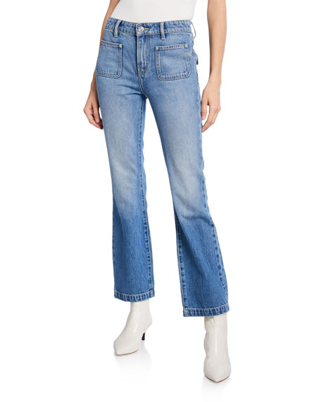 Image 1 of 1: The Cropped Boot Jeans