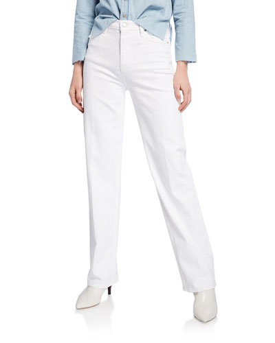 Faye High-Rise Stovepipe Jeans