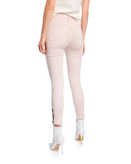 Barbara High-Waist Super Skinny Jeans