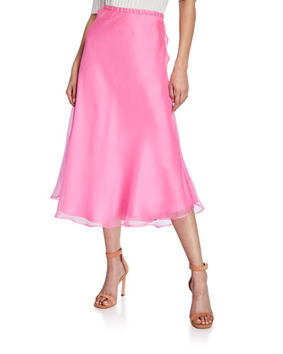 Because We Can Midi Skirt