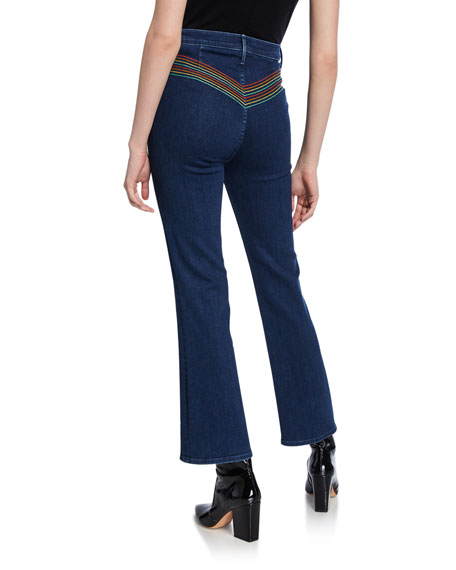 The Smooth Hustler Straight-Leg Jeans
