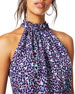 Emeric Printed Halter Top