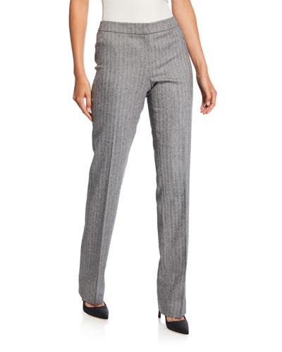 Barrow Speckled Herringbone Pants