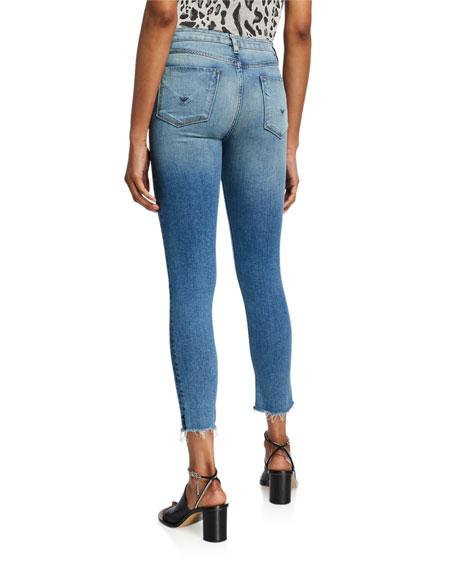Nico Mid-Rise Crop Skinny Jeans