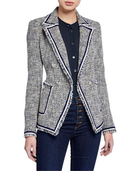 Theron Tweed Jacket