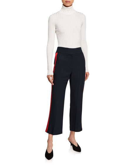 Cormac Side-Stripe Trousers
