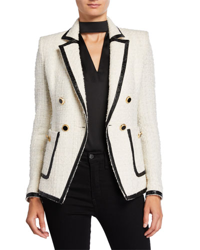 Cato Tweed Jacket