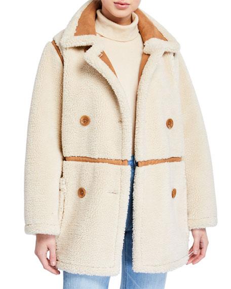 Chloe Faux-Shearling Jacket