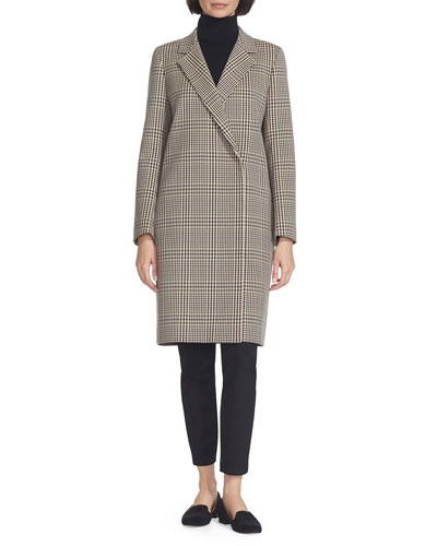 Emmalyse Heritage Plaid Coat