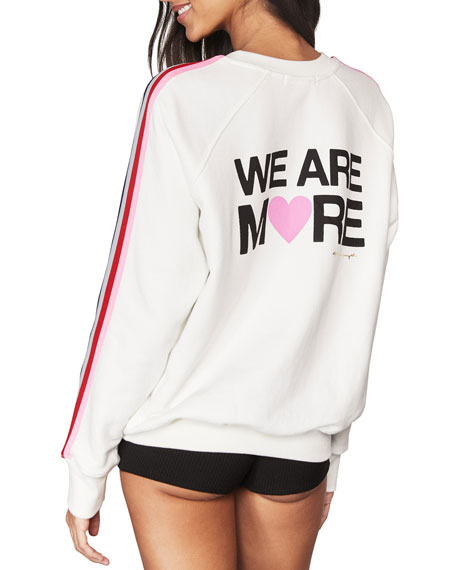 We Are One Classic Crewneck Sweatshirt